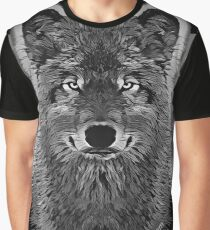 WOLG GRAY Graphic T-Shirt