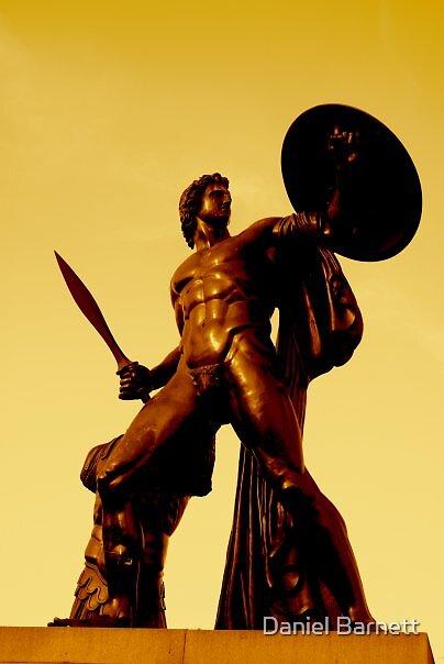 Achilles by Daniel Barnett