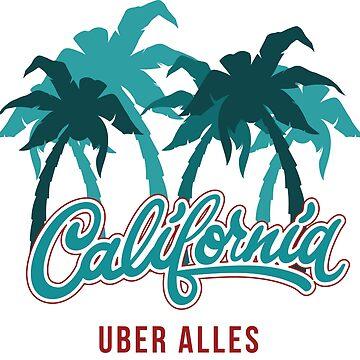 California Uber Alles by tasostsintzi