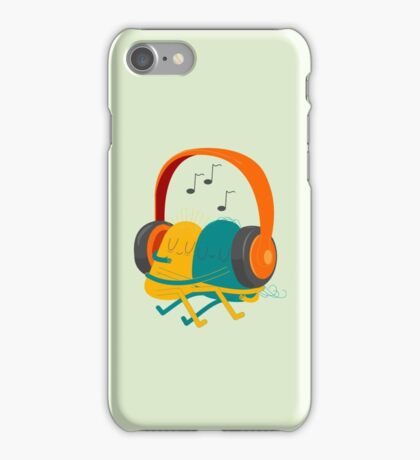 Love song iPhone Case/Skin