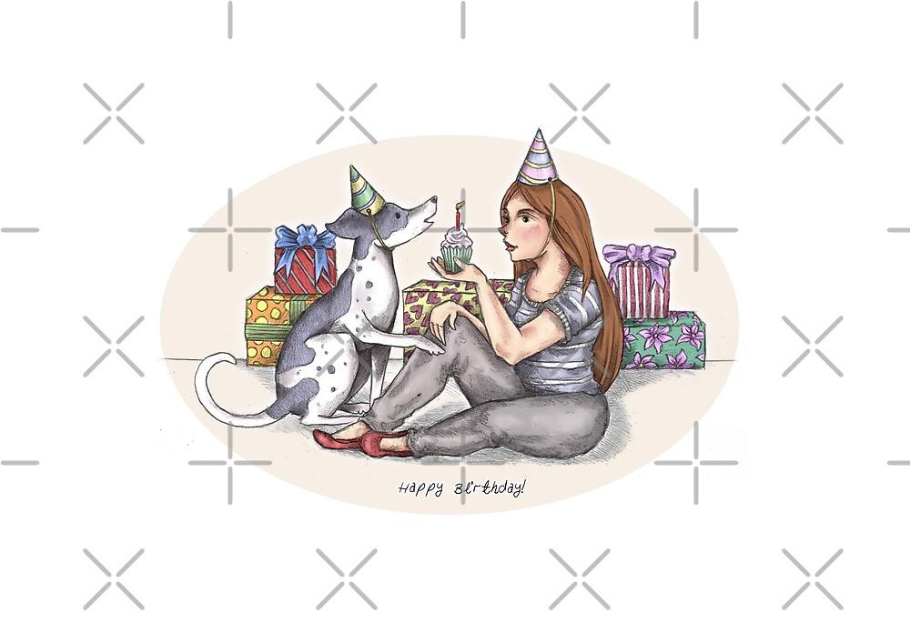 Happy Birthday by Elspeth Rose