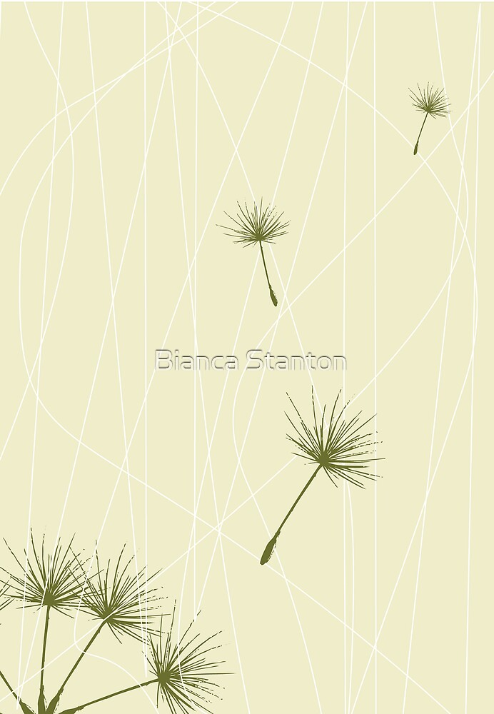 Floating by Bianca Stanton