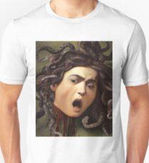 Medusa's Head by Caravaggio Unisex T-Shirt