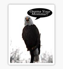 Find Osama Sticker