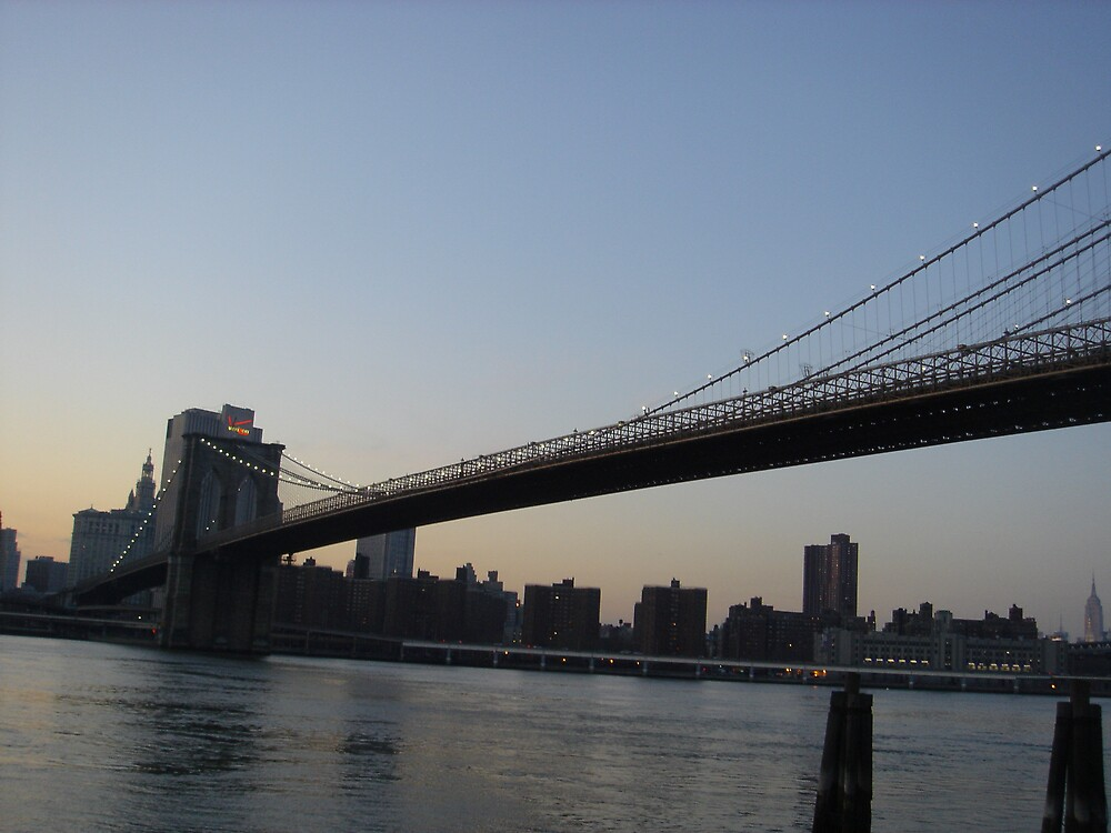 Brooklyn Bridge by jonord1
