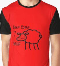 Beep Beep I'm a Sheep  Graphic T-Shirt