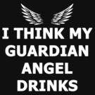 Guardian Angel by Chris  Bradshaw