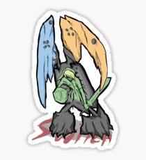 Switch Monster Sticker