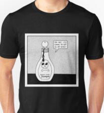 Shampoo panic Unisex T-Shirt