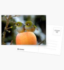 Hun..What Time Is The Parade Supposed To Start? - Silver-Eye - NZ Postcards