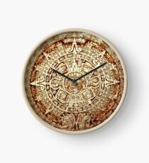 Mayan Calendar Clock