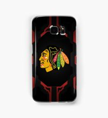 Chicago Blackhawks Samsung Galaxy Case/Skin