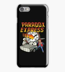 Paradox Express iPhone Case/Skin