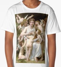Assault of Angels Long T-Shirt