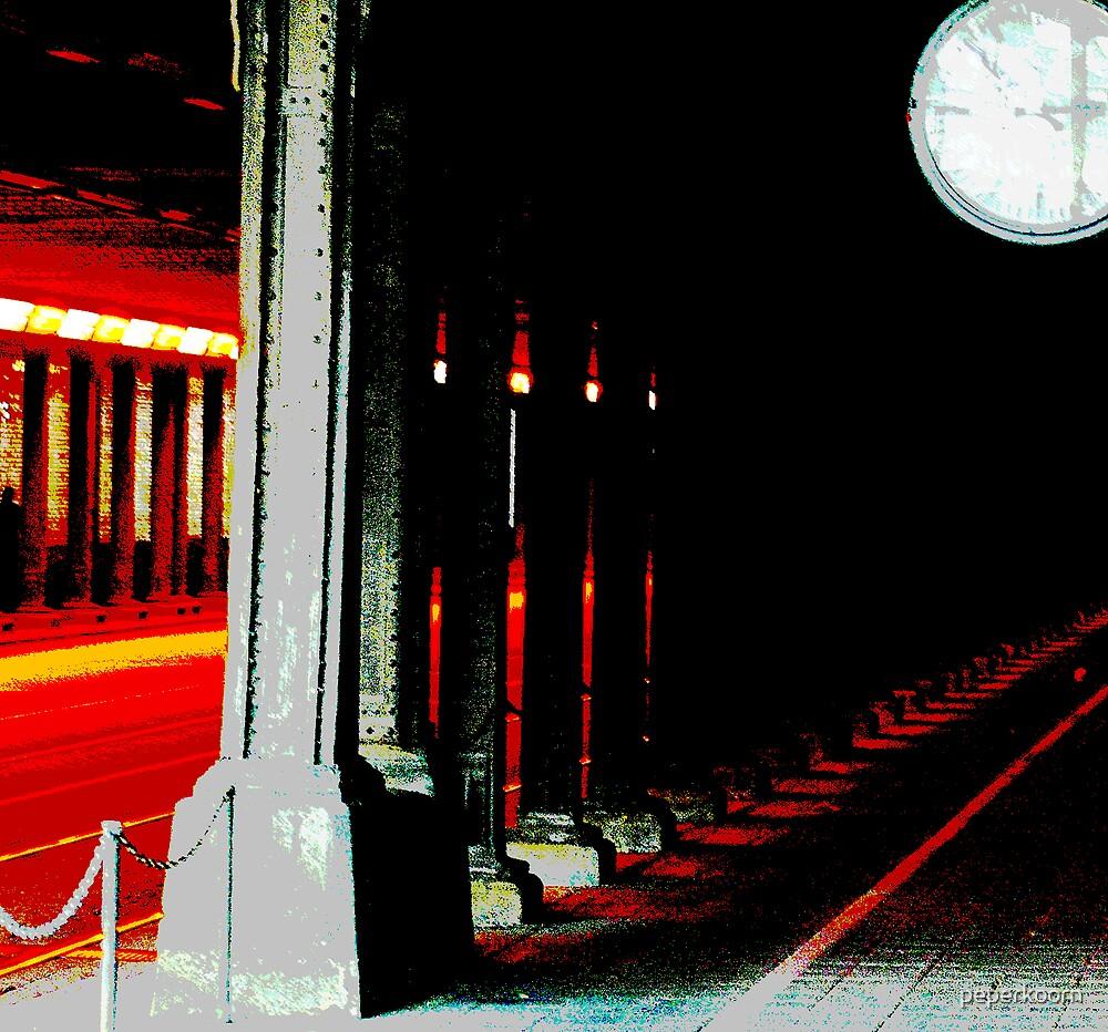 Overbridge by peperkoorn