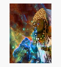 Cosmic Dance Photographic Print