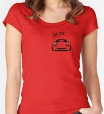lets go Women's Fitted Scoop T-Shirt