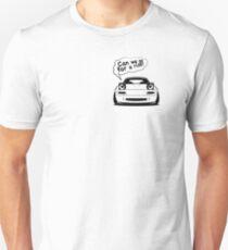 lets go Unisex T-Shirt
