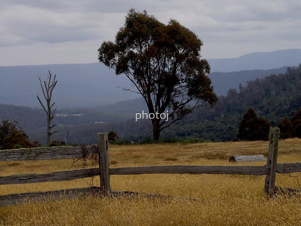 photoj Tas Landscape by photoj