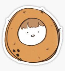 Coconut Jungkook Sticker