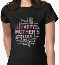 Happy Mother's Day Women's Fitted T-Shirt