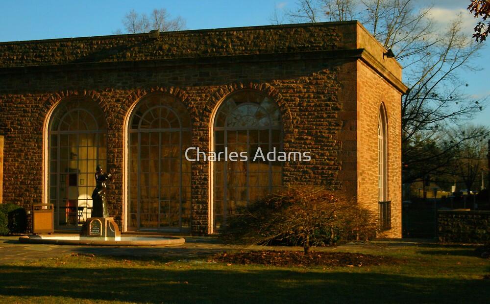 The Orangery by Charles Adams