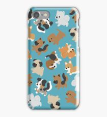 Chibi Puppers iPhone Case/Skin