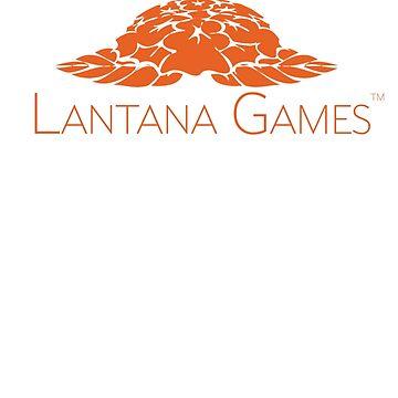 Lantana Games Logo by lantanagames