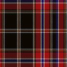 Norwegian Night Tartan  by Detnecs2013