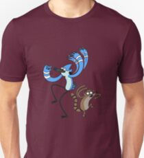 Regular Show Mordecai and Rigby T-Shirt