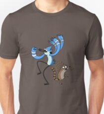 Regular Show Mordecai and Rigby Unisex T-Shirt