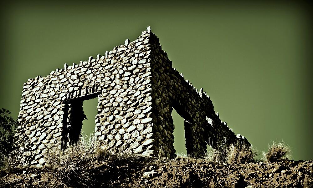 Glorification of a Ruin by ArieDee