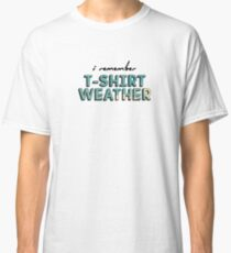 Circa Waves - T-Shirt Weather Design Classic T-Shirt