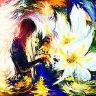Secrets of flowers by Mikko Tyllinen