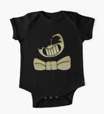 inky bendy- Bendy and the ink machine One Piece - Short Sleeve