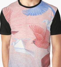 imagination soaring like birds Graphic T-Shirt