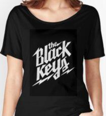 Black Keys Women's Relaxed Fit T-Shirt