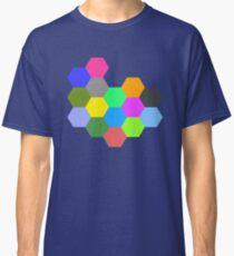 Mondrian - The Honeycomb Classic T-Shirt