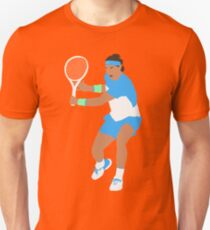 Rafa Tennis Minimalist Unisex T-Shirt
