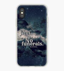Vinilo o funda para iPhone Sin dolientes No funerales