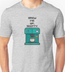 Brew Me Up, Scotty! T-Shirt