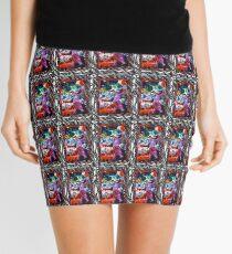 MAHARANI'S ANIMALS Mini Skirt