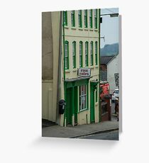 Ludlow Chippy  Greeting Card
