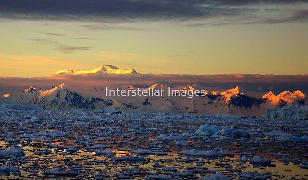 Antarctic Night Sky by Interstellar Images
