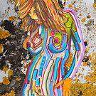 Mossy Pinup by Juhan Rodrik