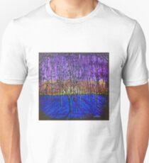 'THE VIOLET DAWN' Unisex T-Shirt