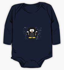 Personalised Penguin  One Piece - Long Sleeve
