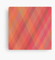 abstract red background Canvas Print