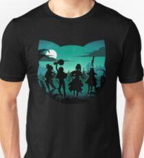 Chomusuke Silhouette Unisex T-Shirt