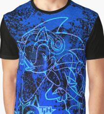 The Sonic Show 10th Anniversary Splatter Graphic T-Shirt